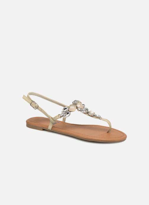Sandales et nu-pieds Refresh 63612 Vert vue détail/paire