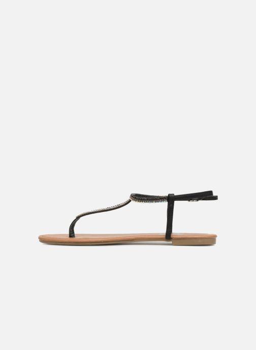 Sandales et nu-pieds Refresh 63613 Noir vue face