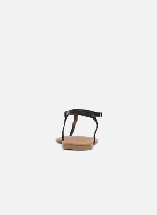 Sandales et nu-pieds Refresh 63613 Noir vue droite
