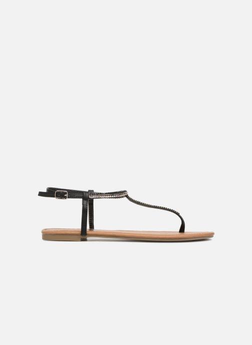 Sandales et nu-pieds Refresh 63613 Noir vue derrière