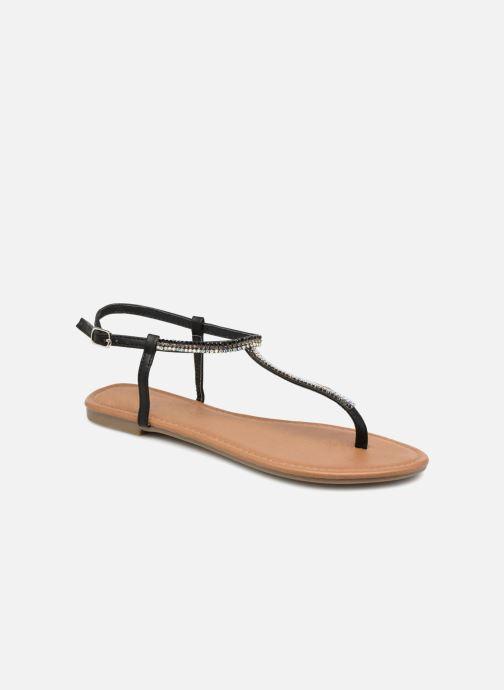 Sandales et nu-pieds Refresh 63613 Noir vue détail/paire