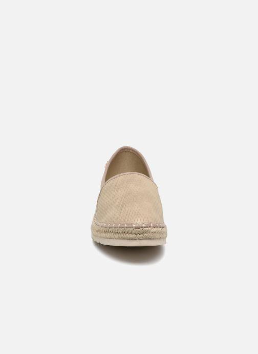 Espadrilles Refresh 64077 Or et bronze vue portées chaussures