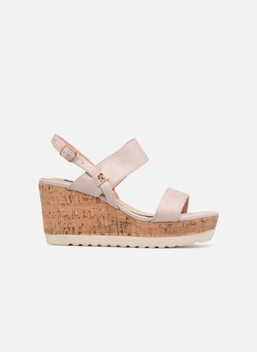 Sandales et nu-pieds Refresh 64093 Beige vue derrière