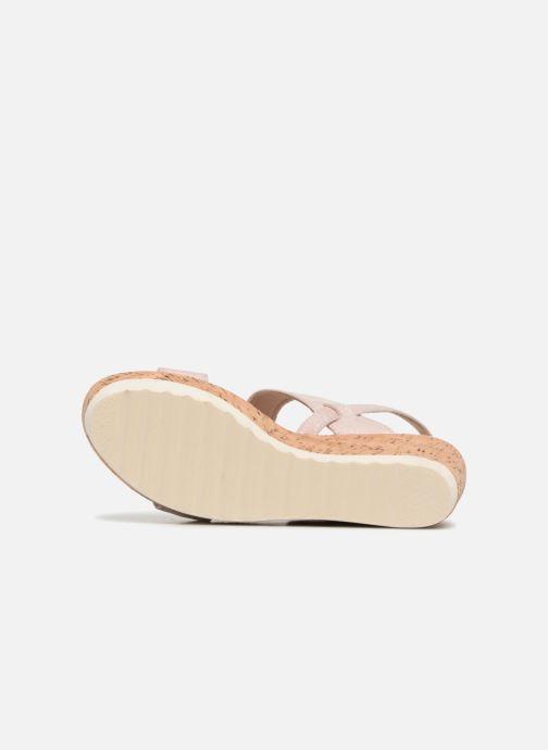 Sandales et nu-pieds Refresh 64093 Beige vue haut