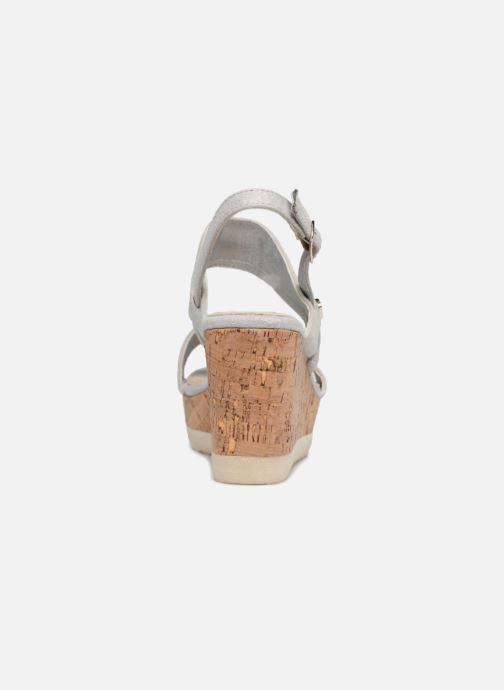 Sandalen Refresh 64093 Zilver rechts