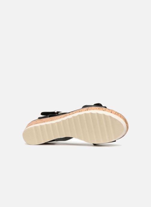 Sandales et nu-pieds Refresh 64094 Noir vue haut