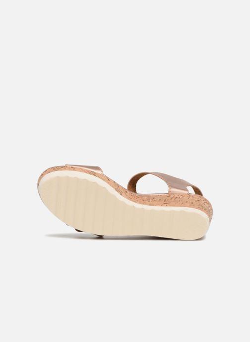 Sandales et nu-pieds Refresh 64094 Beige vue haut