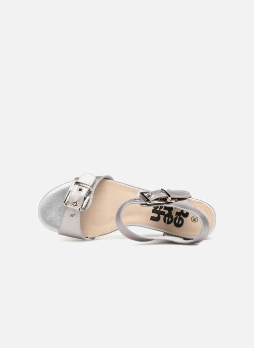 Sandales et nu-pieds Refresh 64094 Argent vue gauche