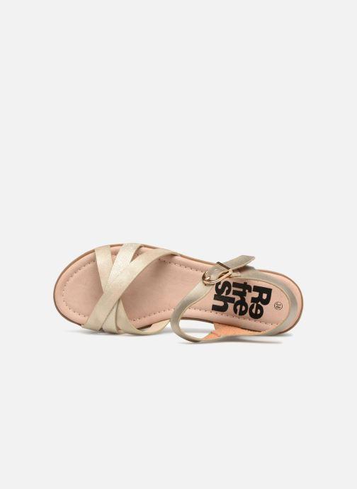 Refresh 64099 (Gold bronze) bei - Sandalen bei bronze) Más cómodo 99a70d