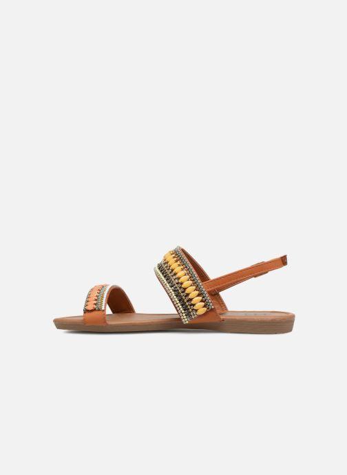 Sandales et nu-pieds Refresh 64206 Marron vue face