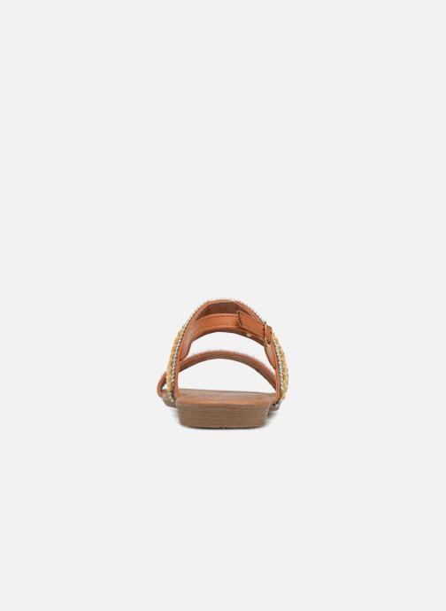Sandales et nu-pieds Refresh 64206 Marron vue droite