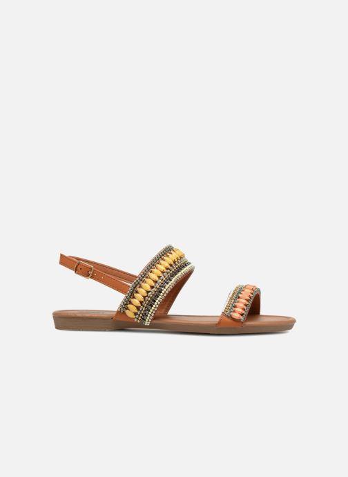 Sandales et nu-pieds Refresh 64206 Marron vue derrière
