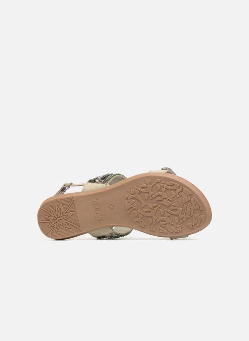 Sandales et nu-pieds Refresh 64206 Gris vue haut