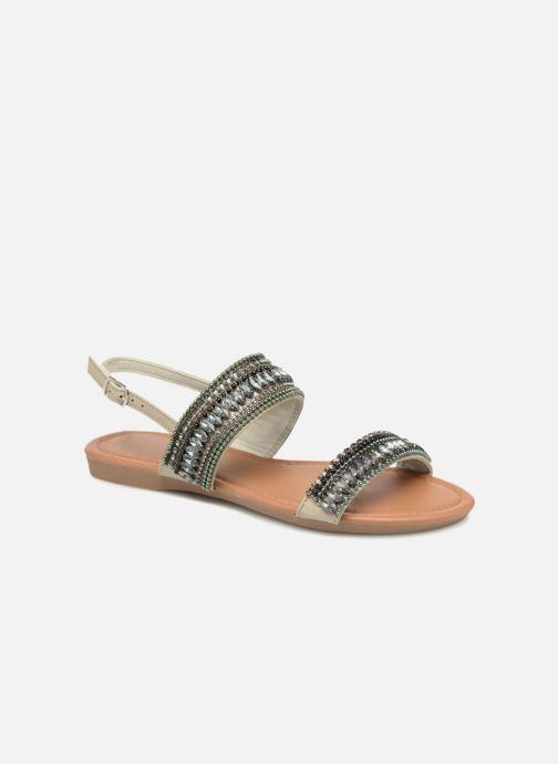 Sandales et nu-pieds Refresh 64206 Gris vue détail/paire