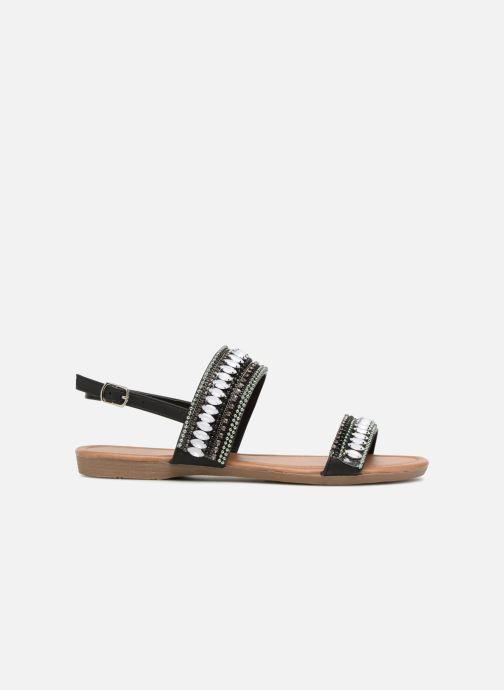 Sandales et nu-pieds Refresh 64206 Noir vue derrière
