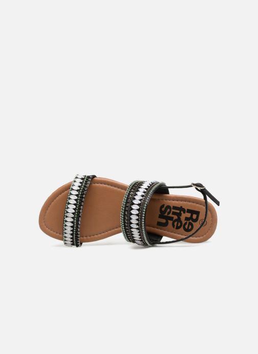 Sandales et nu-pieds Refresh 64206 Noir vue gauche