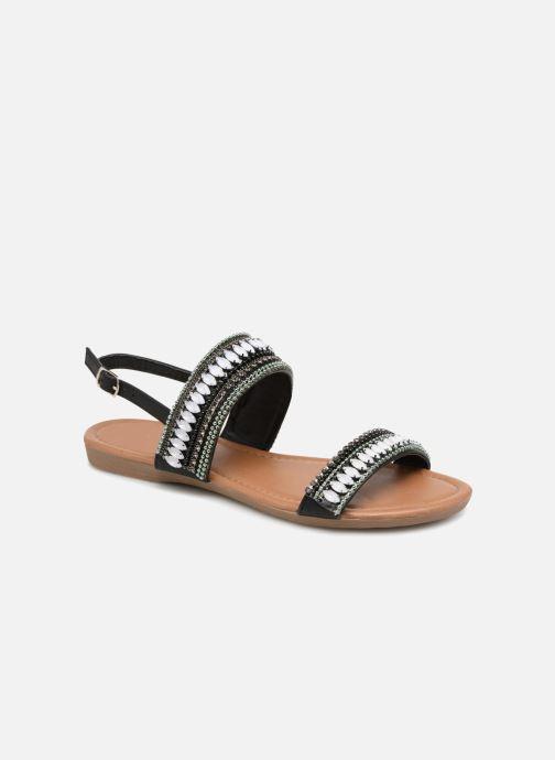 Sandales et nu-pieds Refresh 64206 Noir vue détail/paire