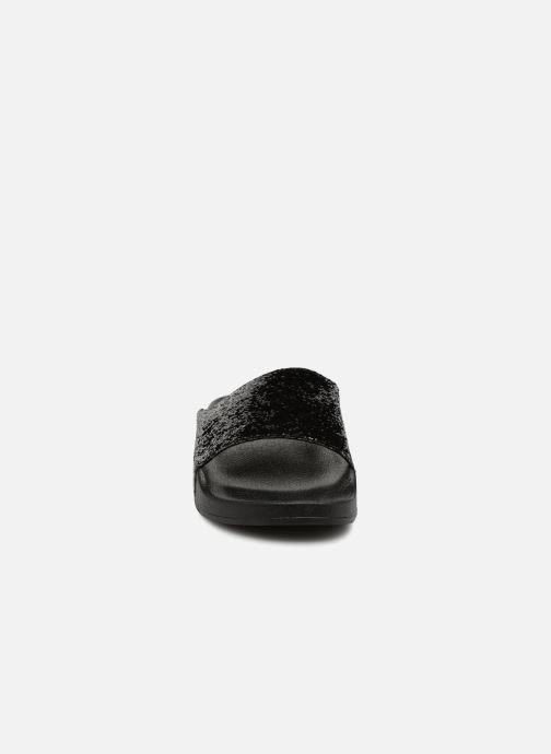 Mules et sabots Refresh 64338 Noir vue portées chaussures