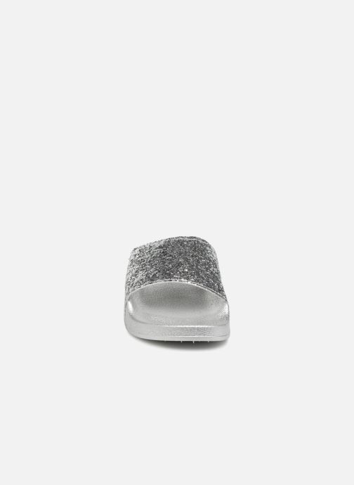 Mules et sabots Refresh 64338 Argent vue portées chaussures