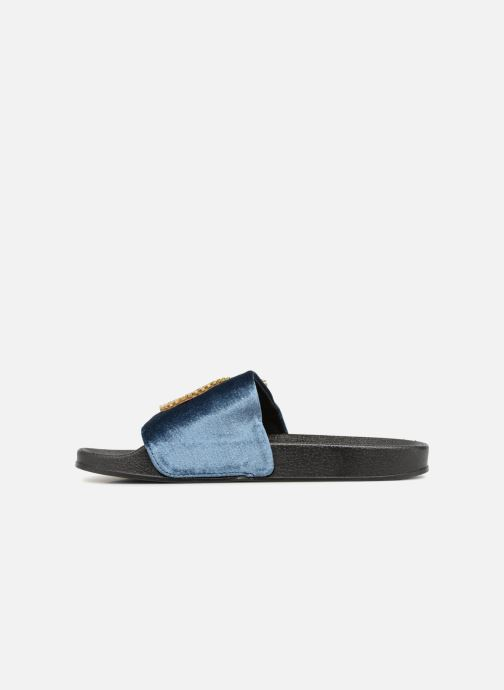 Mules & clogs Refresh 64365 Blue front view