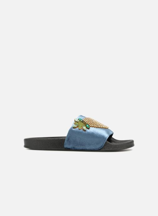 Mules & clogs Refresh 64365 Blue back view