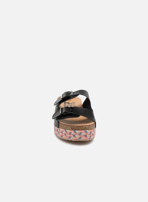 Mules et sabots Refresh 64385 Noir vue portées chaussures