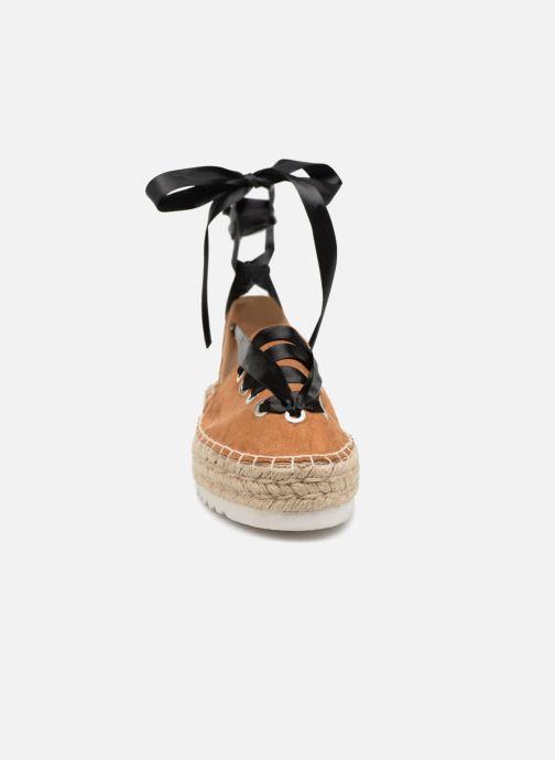 Espadrilles Refresh 64410 Marron vue portées chaussures