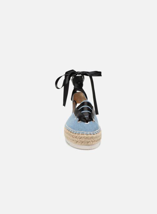 Espadrilles Refresh 64410 Bleu vue portées chaussures