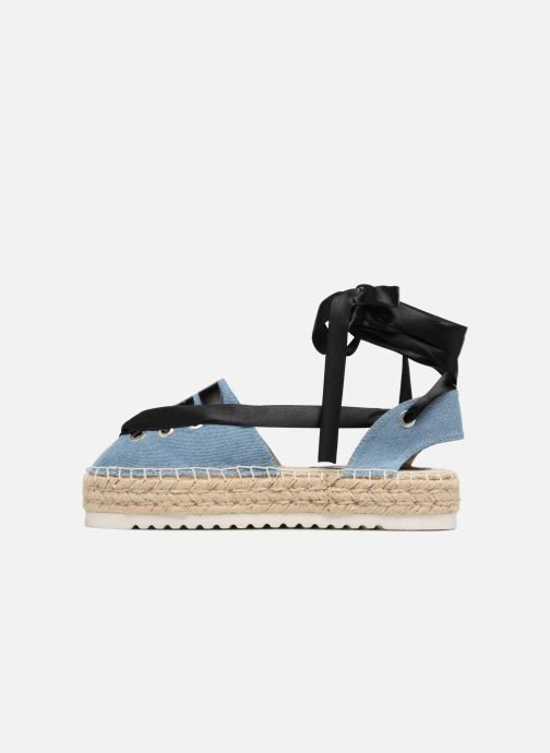 Espadrilles Refresh 64410 Blue front view