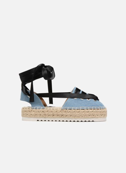 Espadrilles Refresh 64410 Blue back view