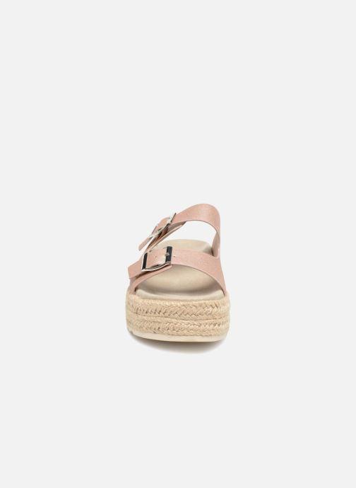 Mules et sabots Refresh 64422 Beige vue portées chaussures