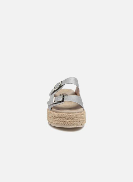 Mules et sabots Refresh 64422 Argent vue portées chaussures