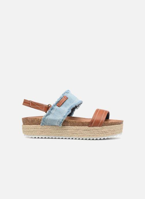 Sandales et nu-pieds Refresh 64430 Bleu vue derrière