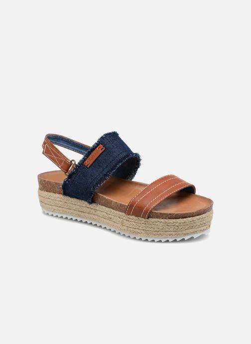 Sandales et nu-pieds Refresh 64430 Bleu vue détail/paire