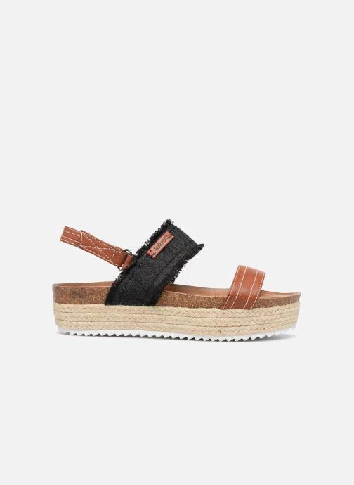 Sandales et nu-pieds Refresh 64430 Noir vue derrière