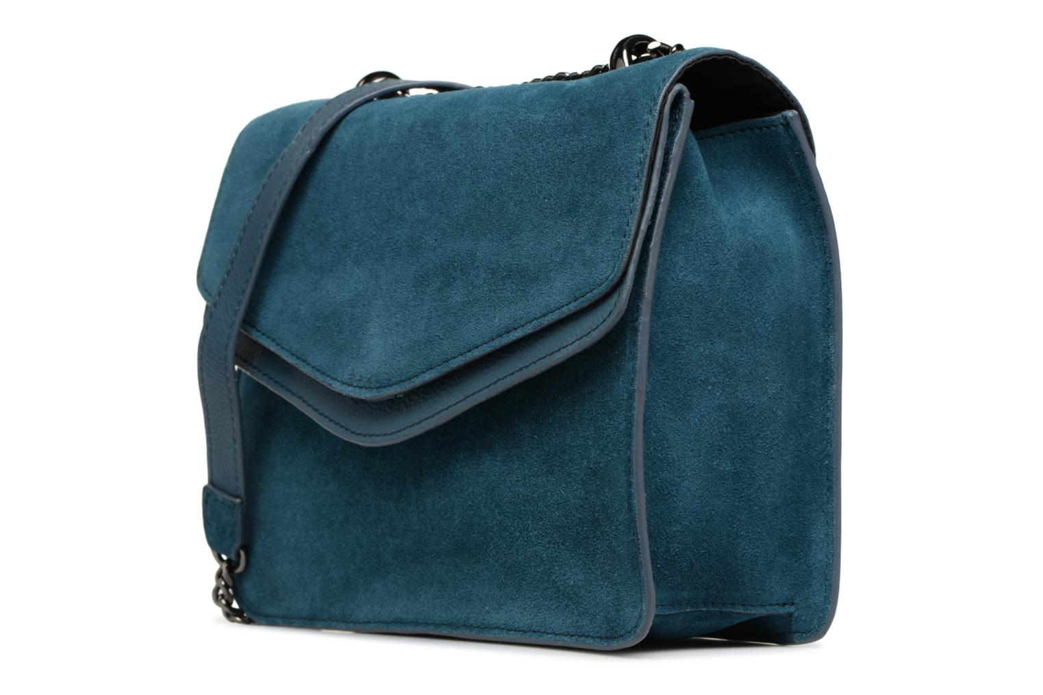 Blue Tahira Legend Pieces Suede Crossbody BZHdIq