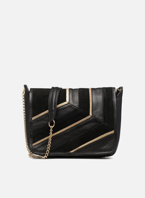 Sacs à main Pieces Krystal Leather Crossbody Noir vue détail/paire