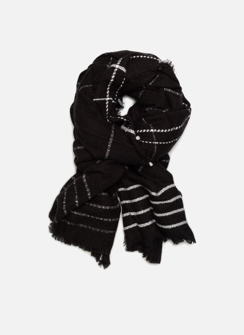 Echarpes et Foulards Pieces Julia Long Scarf Noir vue détail/paire