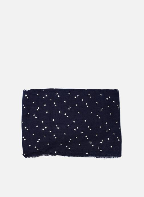 Sciarpa y foulard Pieces Kira Long Scarf Azzurro modello indossato
