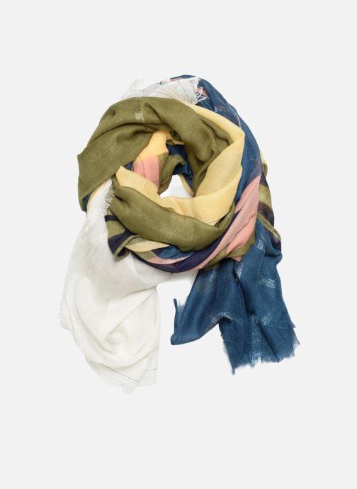 Sjaal Pieces Tasselo Long Scarf Multicolor detail
