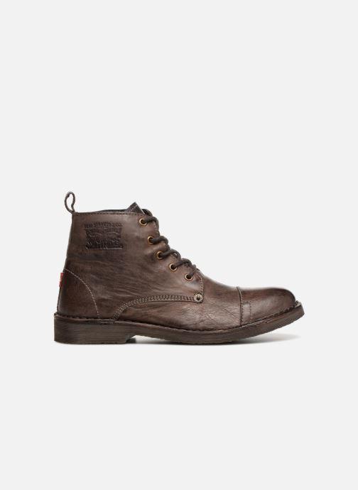 Boots en enkellaarsjes Levi's Track 2 Bruin achterkant