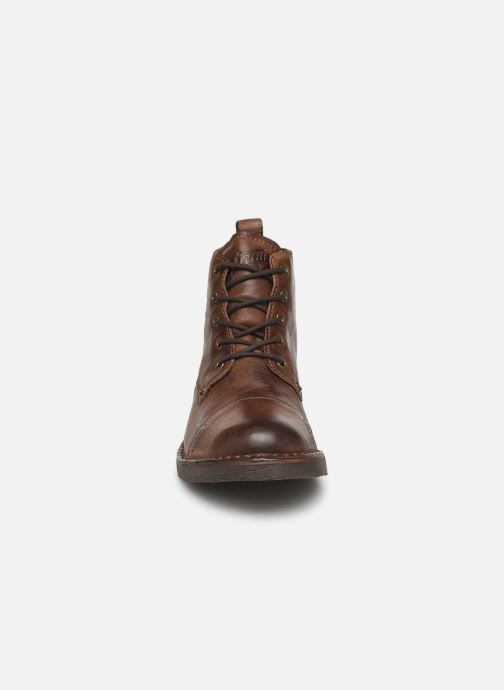 Ankle boots Levi's Track 2 Brown model view