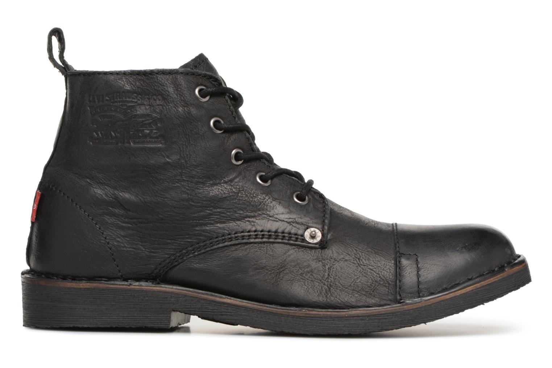Bottines et boots Levi's Track 2 Noir vue derrière