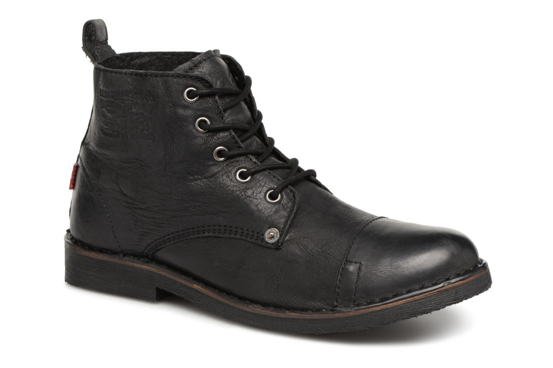 Bottines et boots Levi's Track 2 Noir vue détail/paire