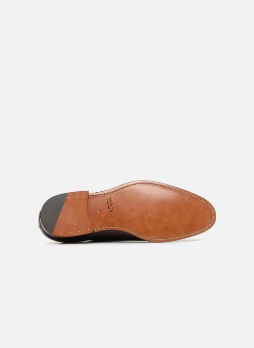 Zapatos con cordones Marvin&Co Luxe Clenson - Cousu Goodyear Marrón vista de arriba