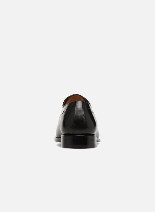 Veterschoenen Marvin&Co Luxe Clenson - Cousu Goodyear Zwart rechts