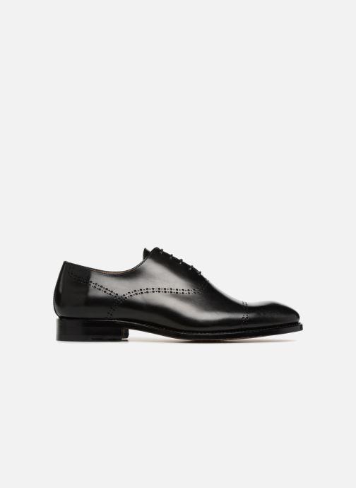Veterschoenen Marvin&Co Luxe Clenson - Cousu Goodyear Zwart achterkant