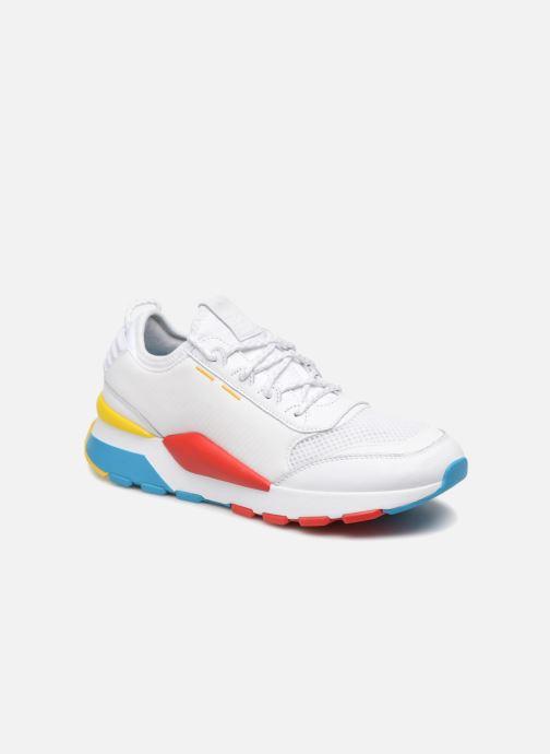 Sneakers Puma Rs 0 Play Hvid detaljeret billede af skoene
