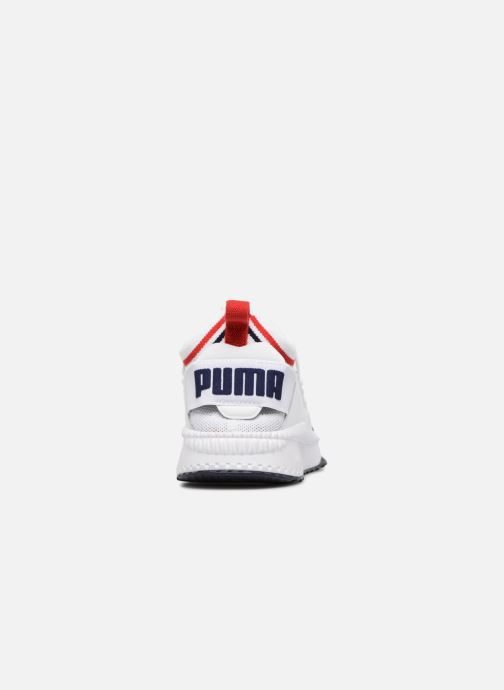 Sneakers Puma Tsugi Jun Sport Stripes Hvid Se fra højre