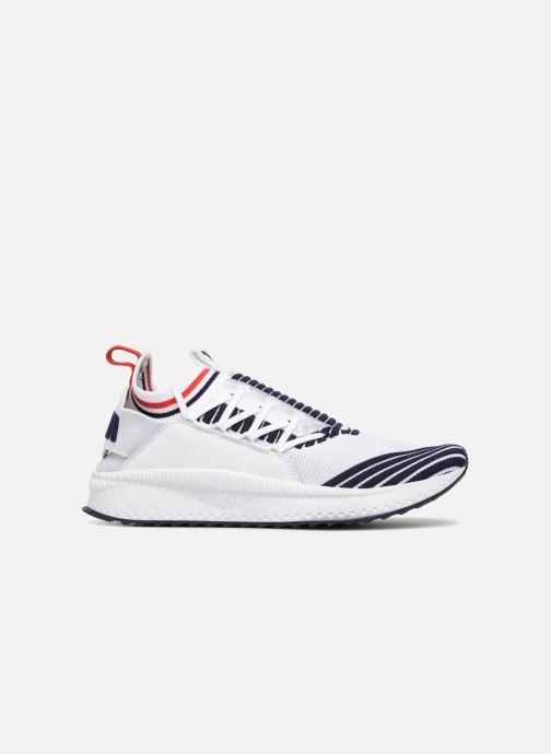 Sneakers Puma Tsugi Jun Sport Stripes Hvid se bagfra